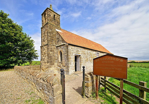 St Leonards Church – Speeton Yorkshire